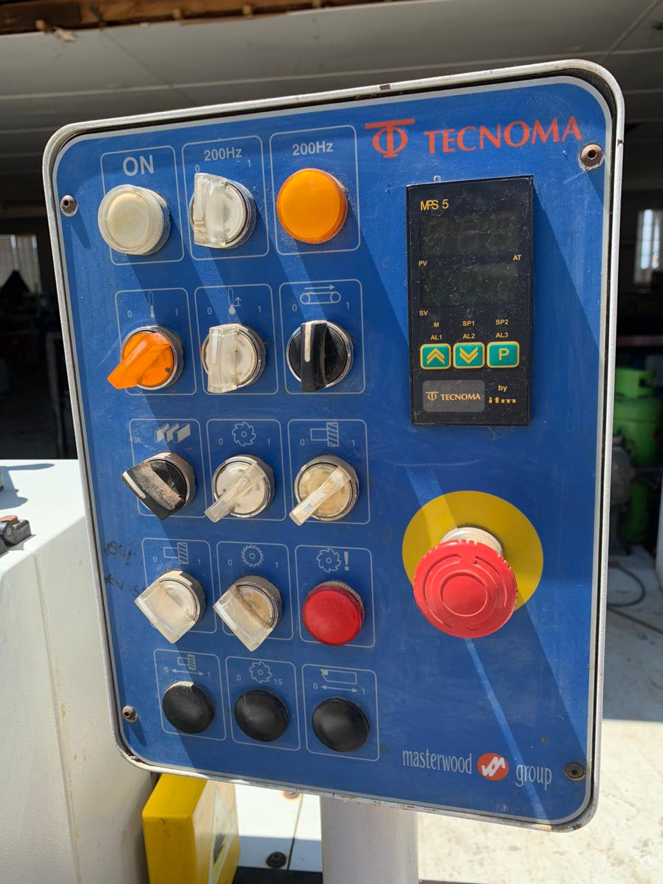 Edge bander Tecoma XT85
