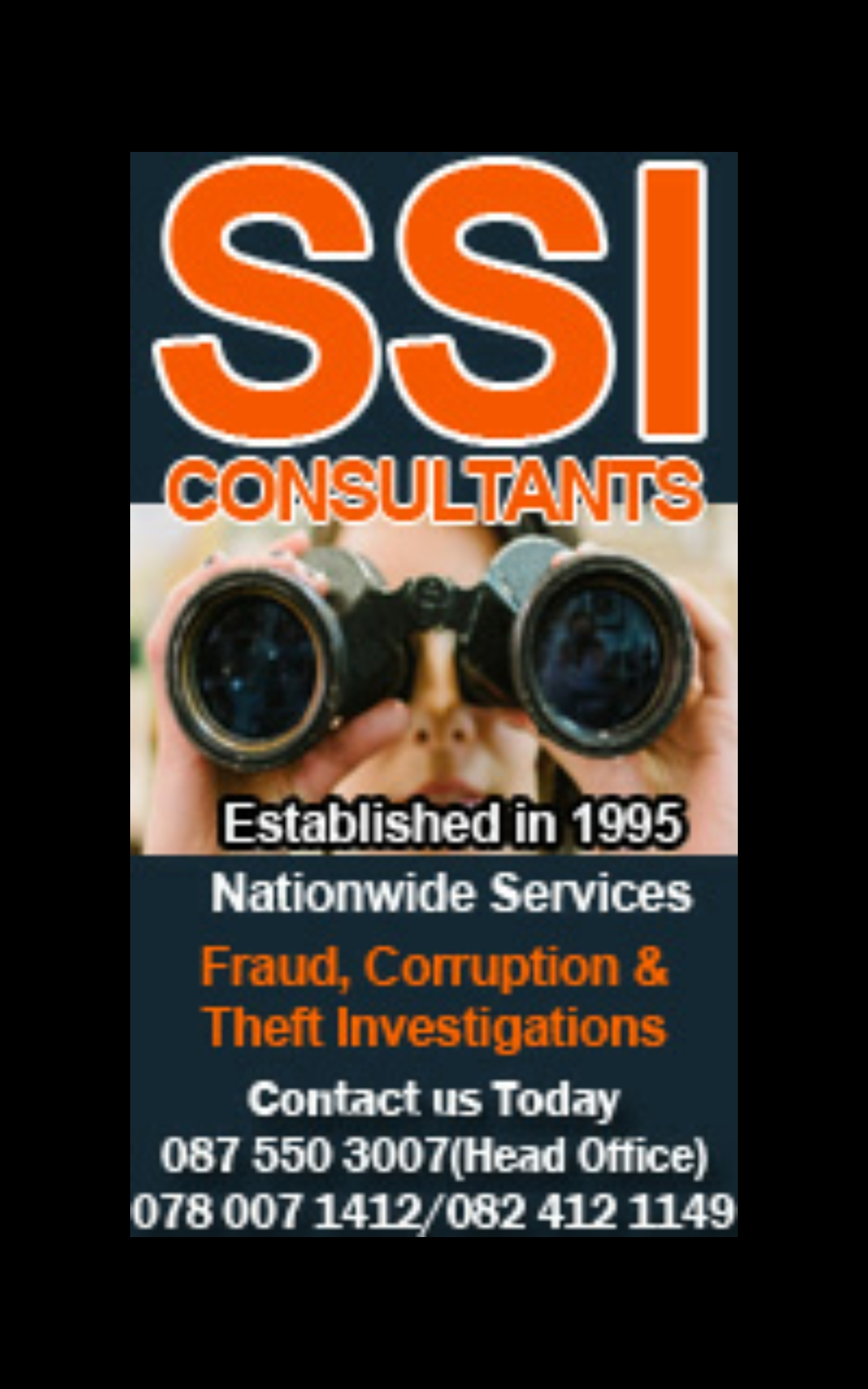 SPECIALISTS PRIVATE INVESTIGATORS AND GUARANTEED PROFESSIONALS 24/7 PRIVATE INVESTIGATORS TOP DETECTIVES  0780071412 CREDIT CARDS ACCEPTED