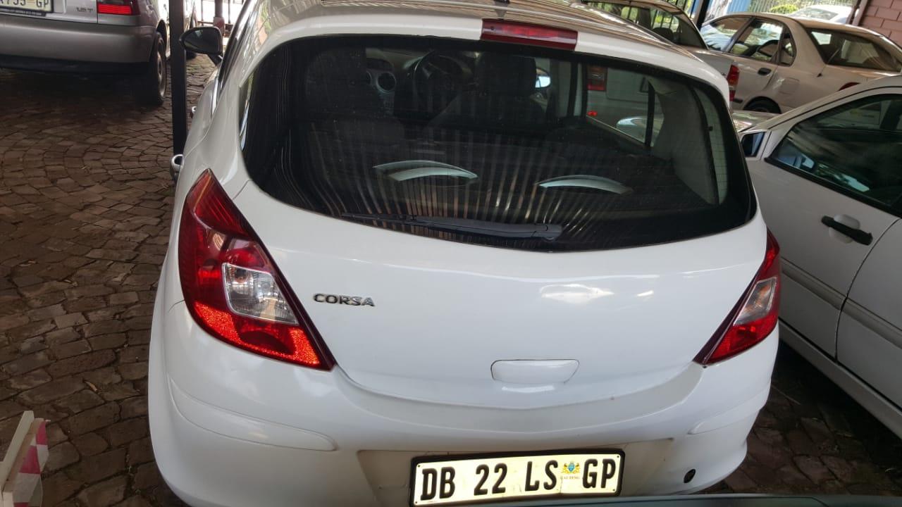 2011 Opel Corsa 1.4 Essentia