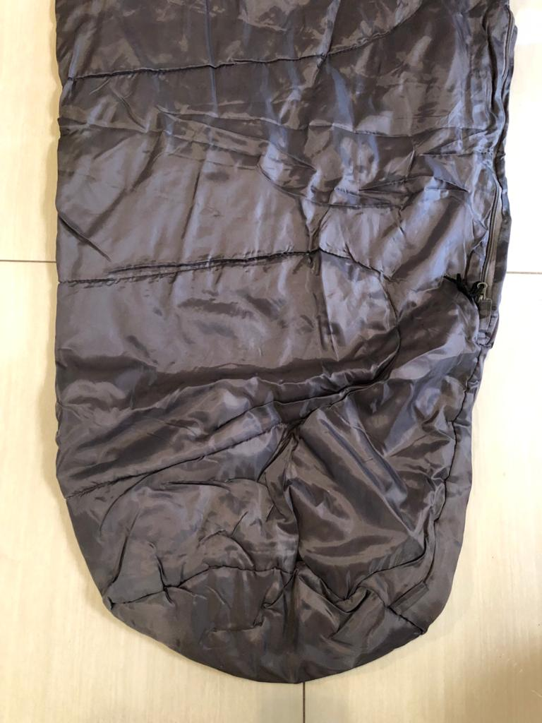 Sierra Tramp 200 Sleeping bag Great for camping and hiking - no rips or tears