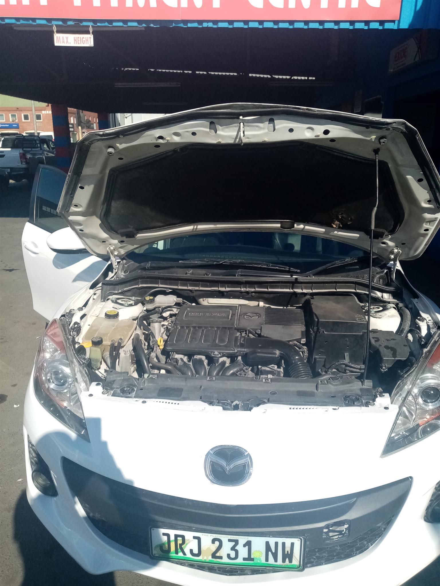 2013 Mazda Mazda3 hatch MAZDA3 1.5 DYNAMIC A/T 5DR