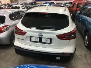 2019 Nissan Qashqai QASHQAI 1.2T ACENTA Code 2