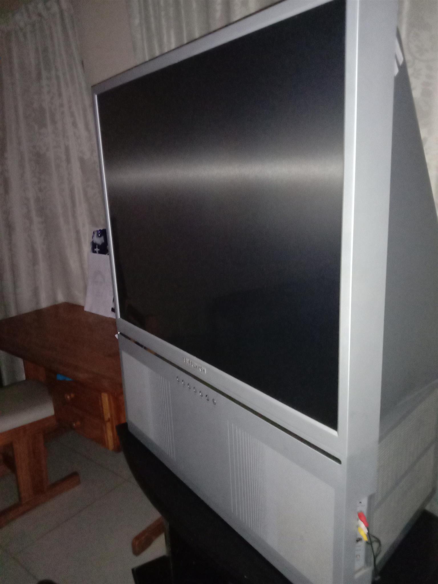 Big Screen Samsung TV