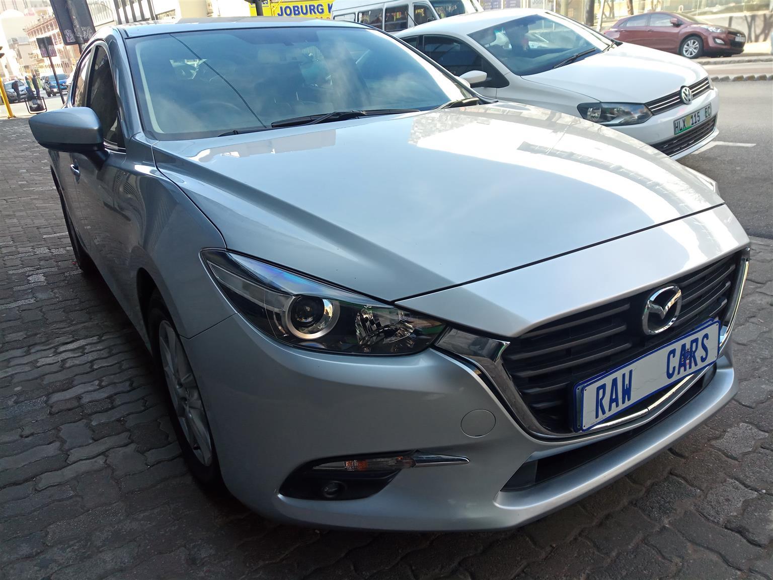 2018 Mazda 3 Mazda 1.6 Dynamic