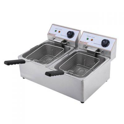 Fryer Electric Double (2x11L)