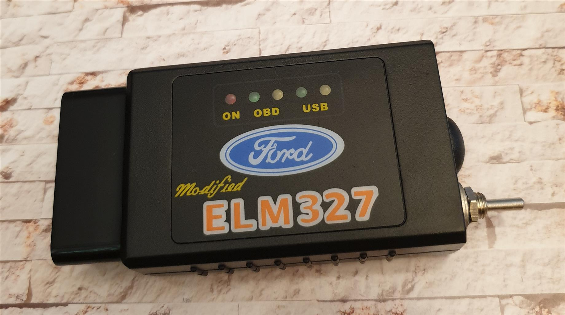 ELM 327 bluetooth (Ford)