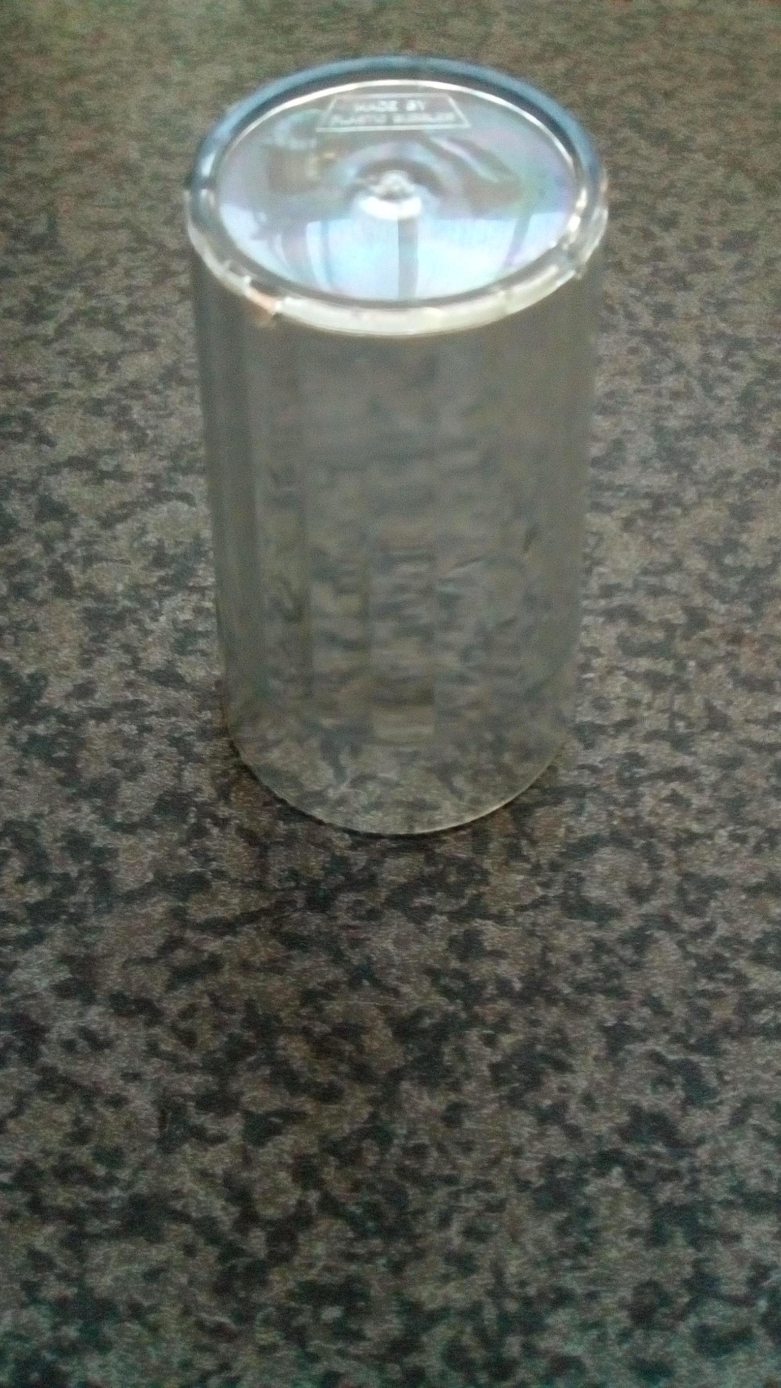 Plastic glass cup x 64