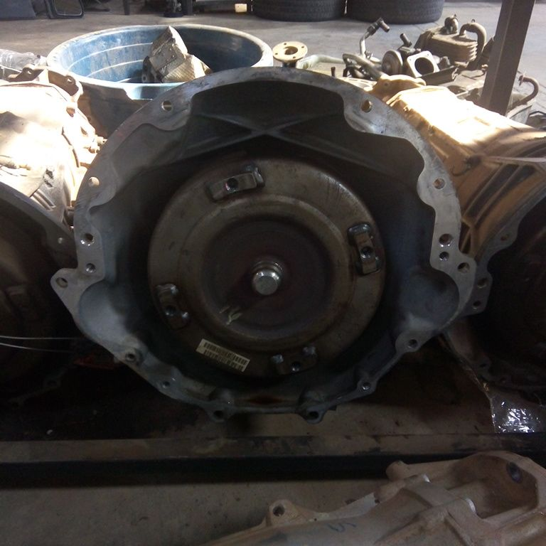 Jeep Cherokee 3.7 Auto gearbox