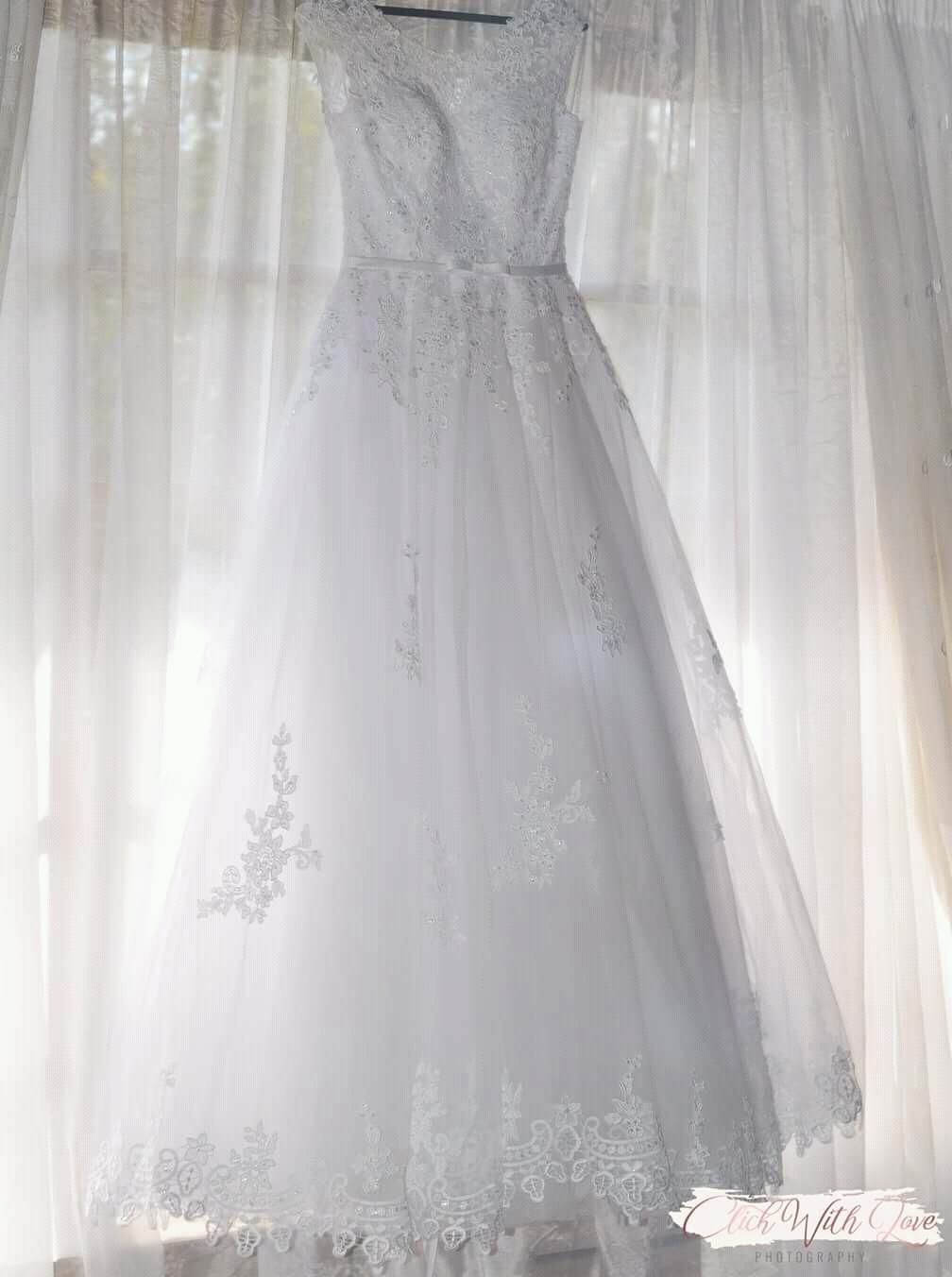 Ballroom Wedding Dress | Junk Mail