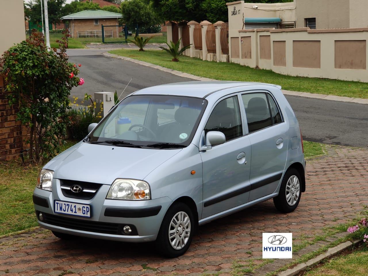 2006 Hyundai Atos Prime 1.1 GLS automatic