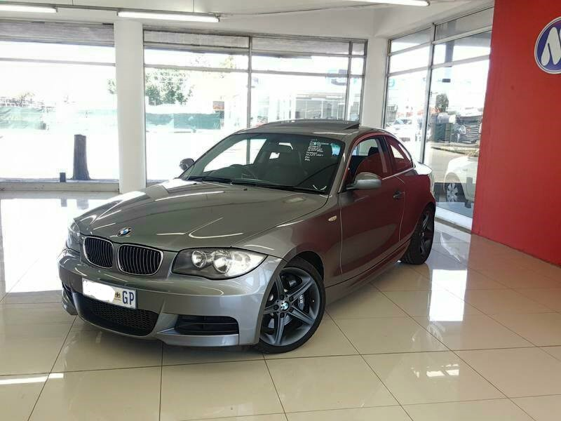 2009 BMW 1 Series 135i coupe Exclusive auto
