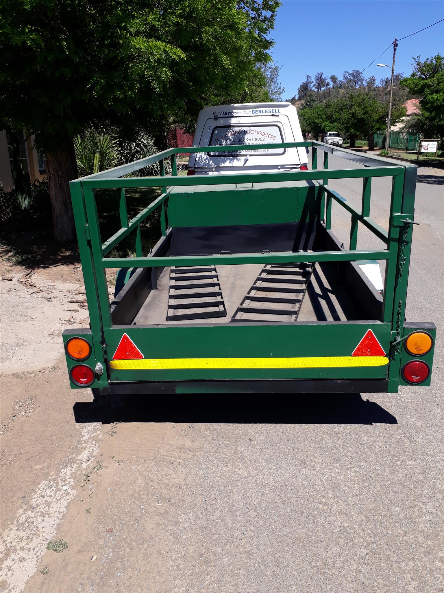 Squad or bike trailer for sale