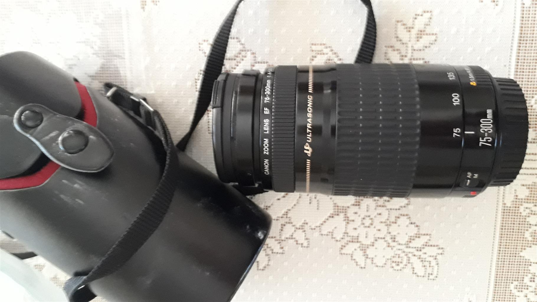 Canon  ultrasonic...75-300mm