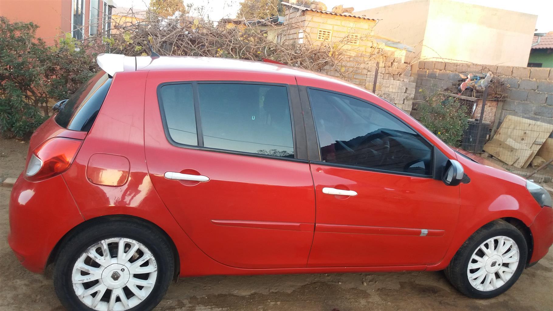 2011 Renault Clio 3