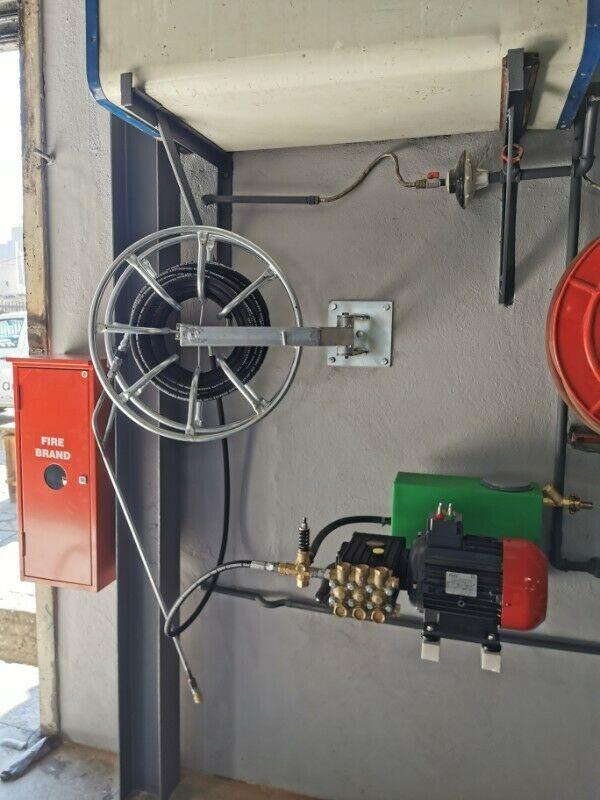 Pressure Cleaner Repairs on Site