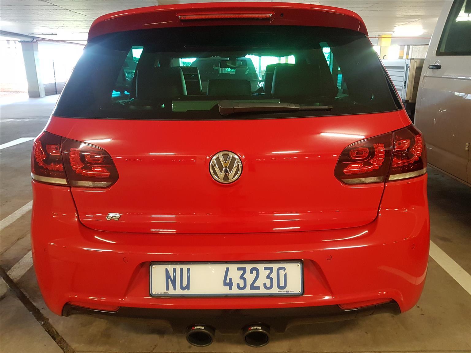 2012 VW Golf hatch GOLF VII GTi 2.0 TSI DSG