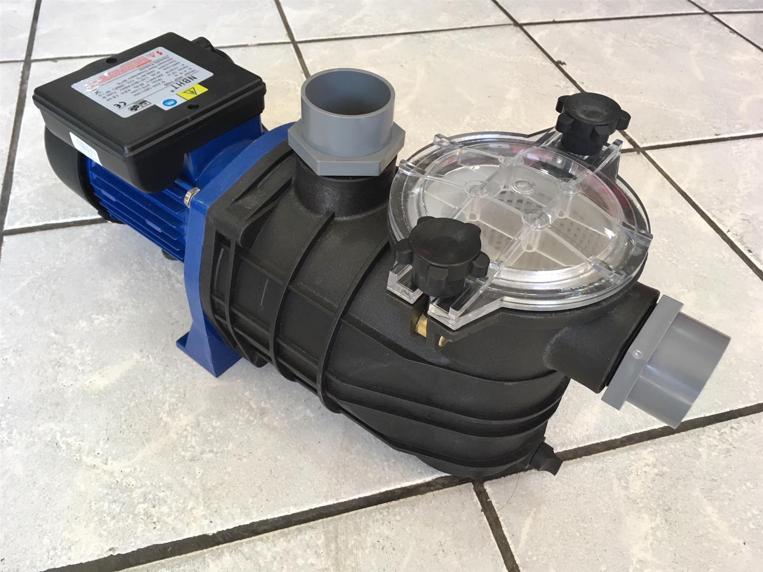 Pool Pumps Price incl vat