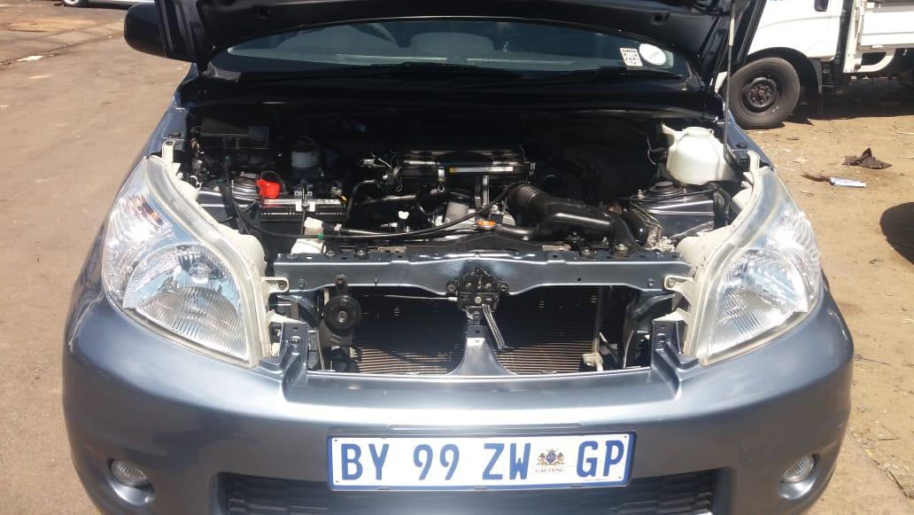 2012 Daihatsu Terios 1.5