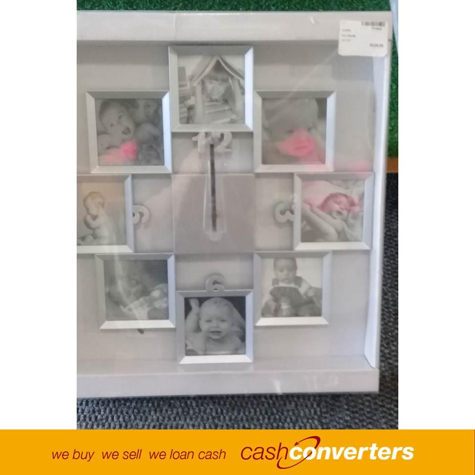 Clock Pic Frame Full Figure