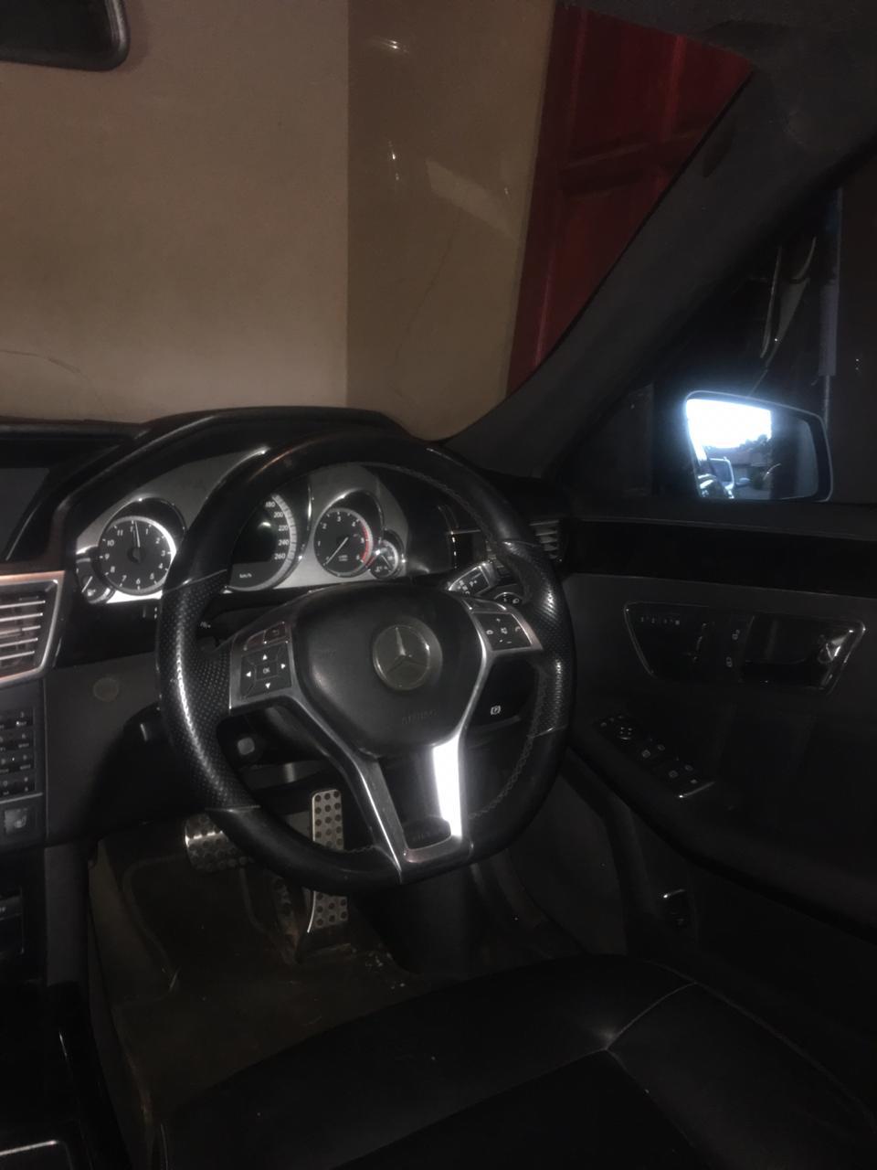 2011 Mercedes Benz E-Class sedan E 350d AVANTGARDE