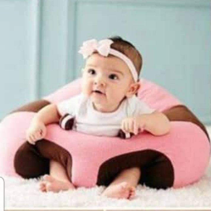 BABY SEAT SUPPORT SIT UP CHAIR/PILLOW