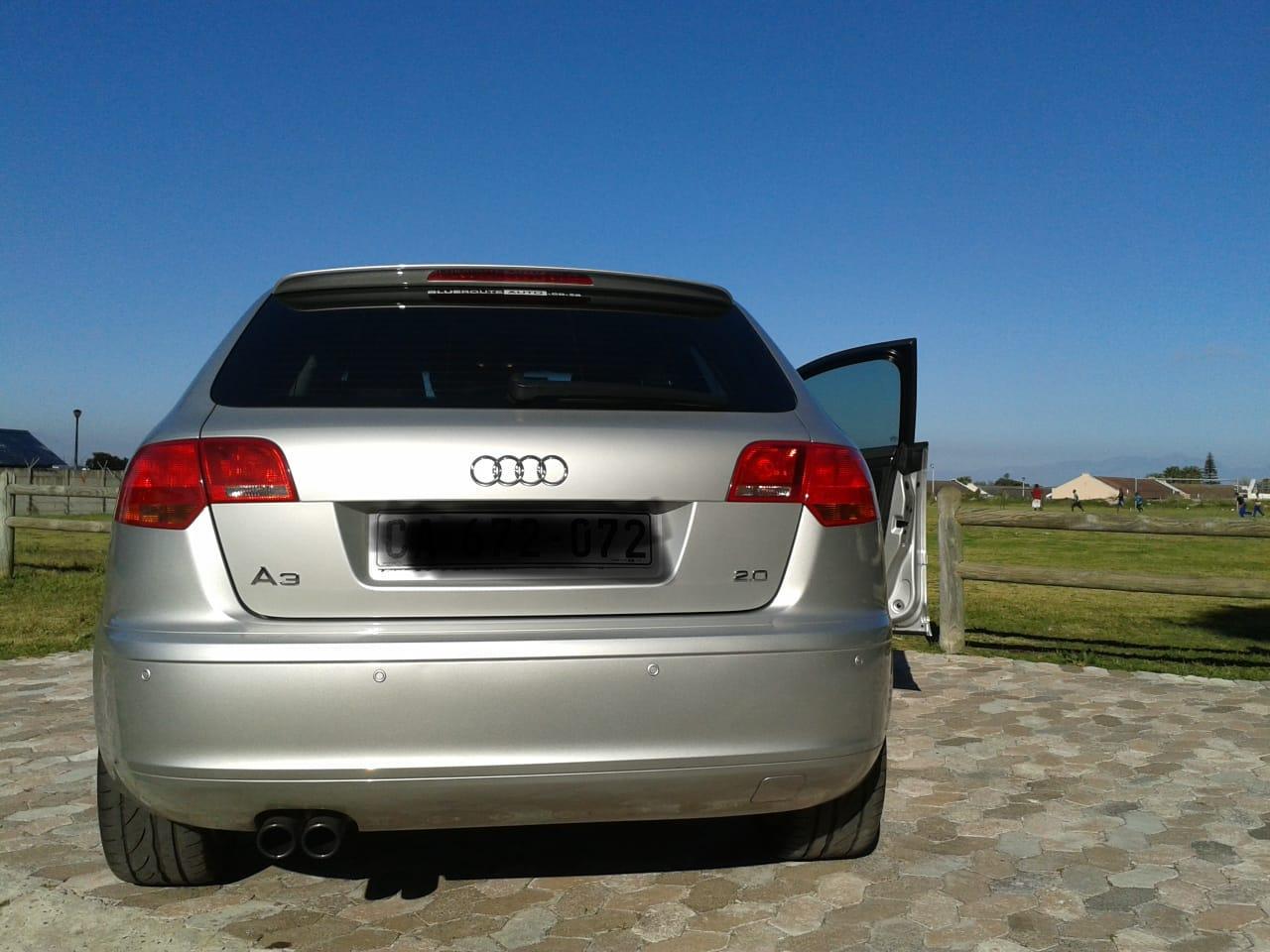 2008 Audi A3 Sportback 2.0 Ambition