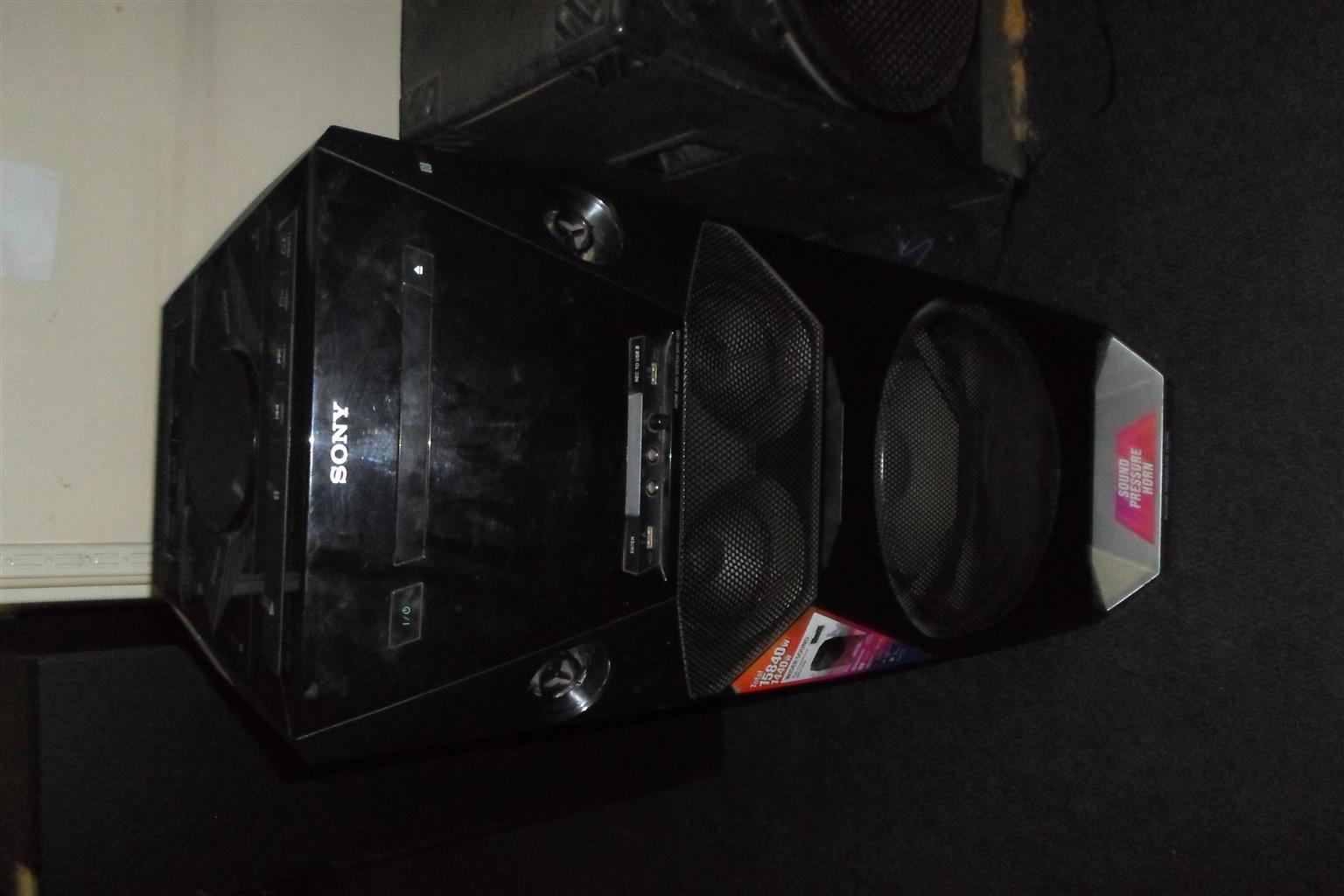 Sony Woofer Bluetooth Sound