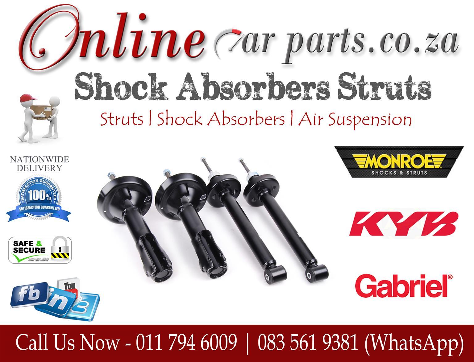 High Quality Shock Absorber Front Struts Springs Air Suspension Compressor Air Shocks