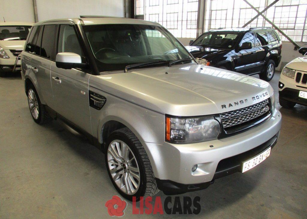 2011 Land Rover Range Rover Sport RANGE ROVER SPORT 3.0D HSE (225KW)