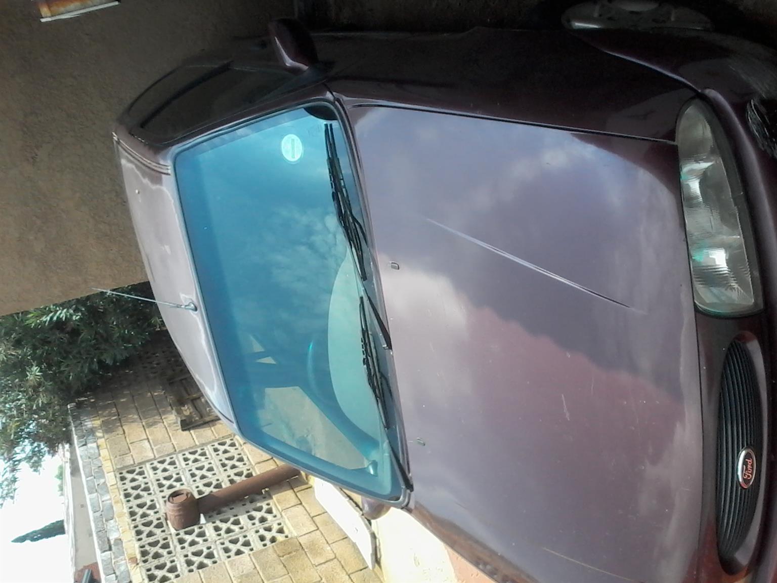 1999 Ford Fiesta 1.4 3 door Titanium