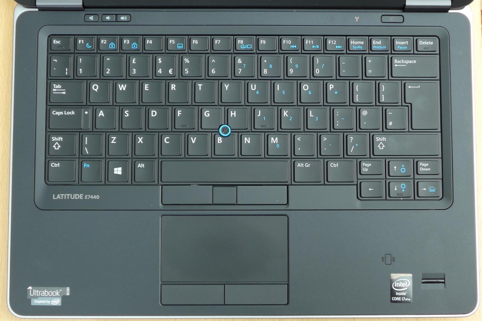 Dell Latitude Ultrabook E7440 Core i5-4310U (8Gb Ram )
