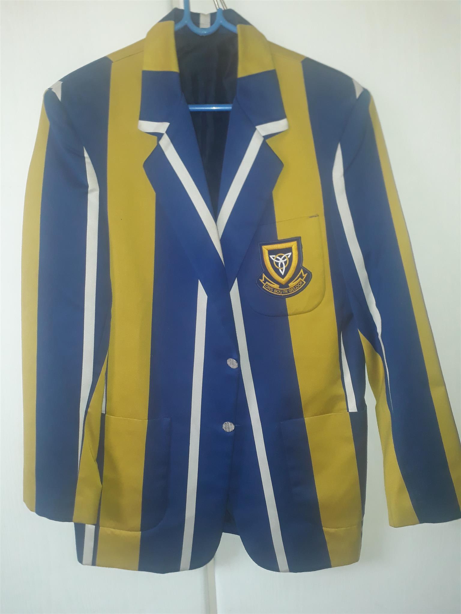 Hoërskool Waterkloof Blazer For Sale / Baadjie Te Koop