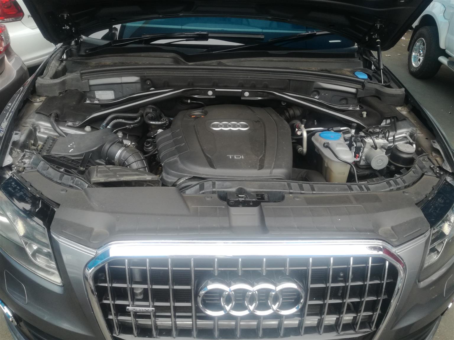 2012 Audi Q5 2.0TDI S quattro