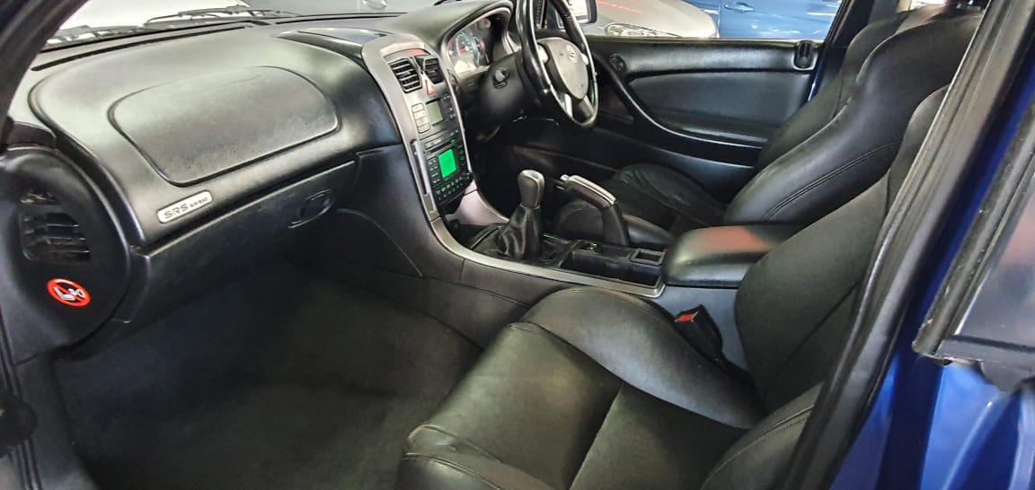 2007 Chevrolet Lumina Ute SS