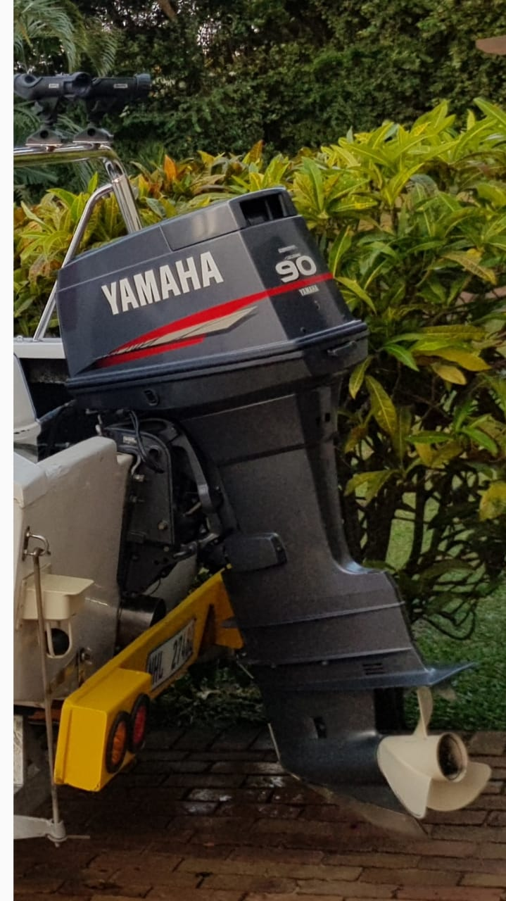 Yamaha 90 hp trim autolube