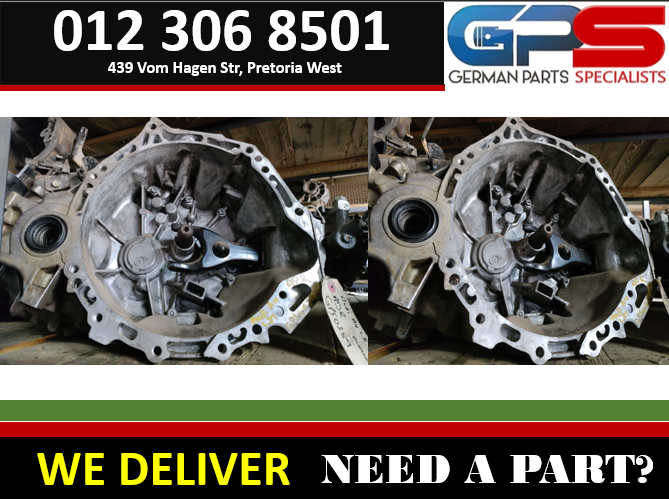 AUDI A4 1.8 MANUAL PETROL 2000 USED GEARBOX FOR SALE.