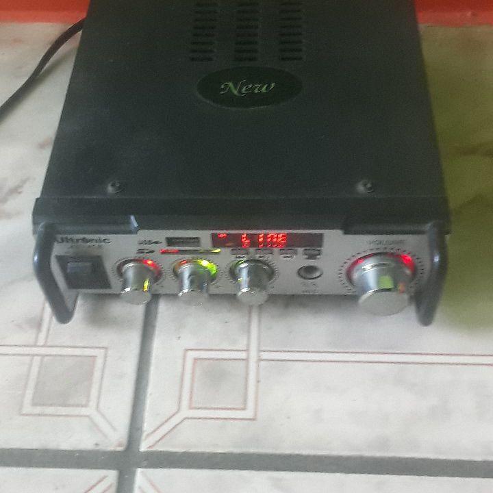Amplifier Equalizer