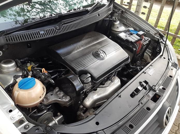 2004 VW Polo sedan POLO GP 1.6 COMFORTLINE