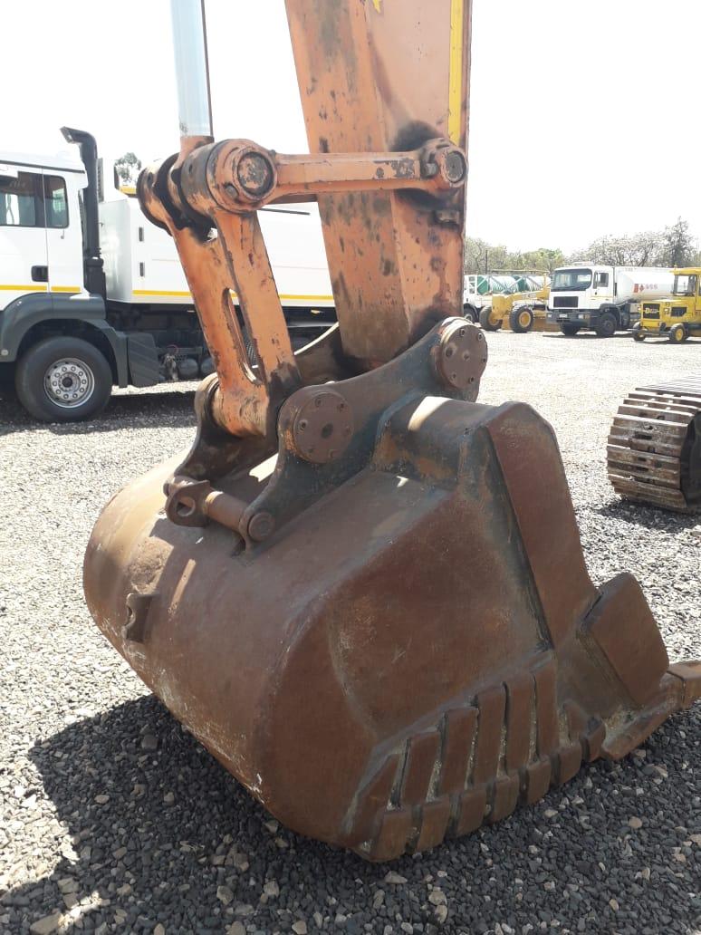 Hitachi Zaxis 400 FE7-136 Excavator