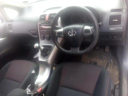 2012 Toyota Auris 2.0D 4D RS