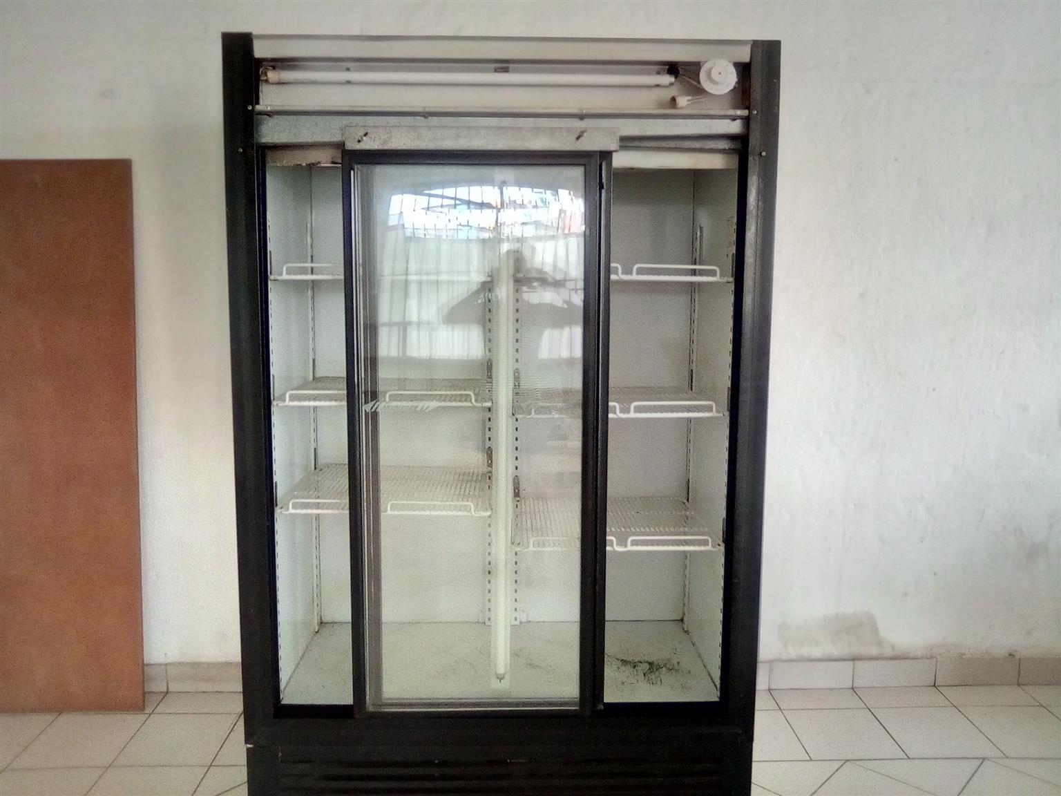 Freezer and frige