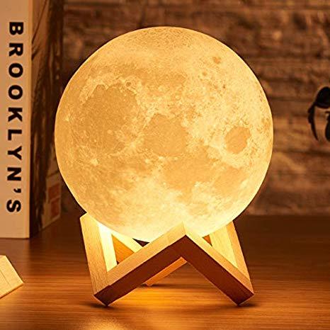3D Moon Light Lamp 15CM