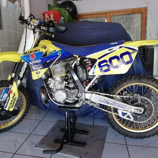 2005 Suzuki RM250