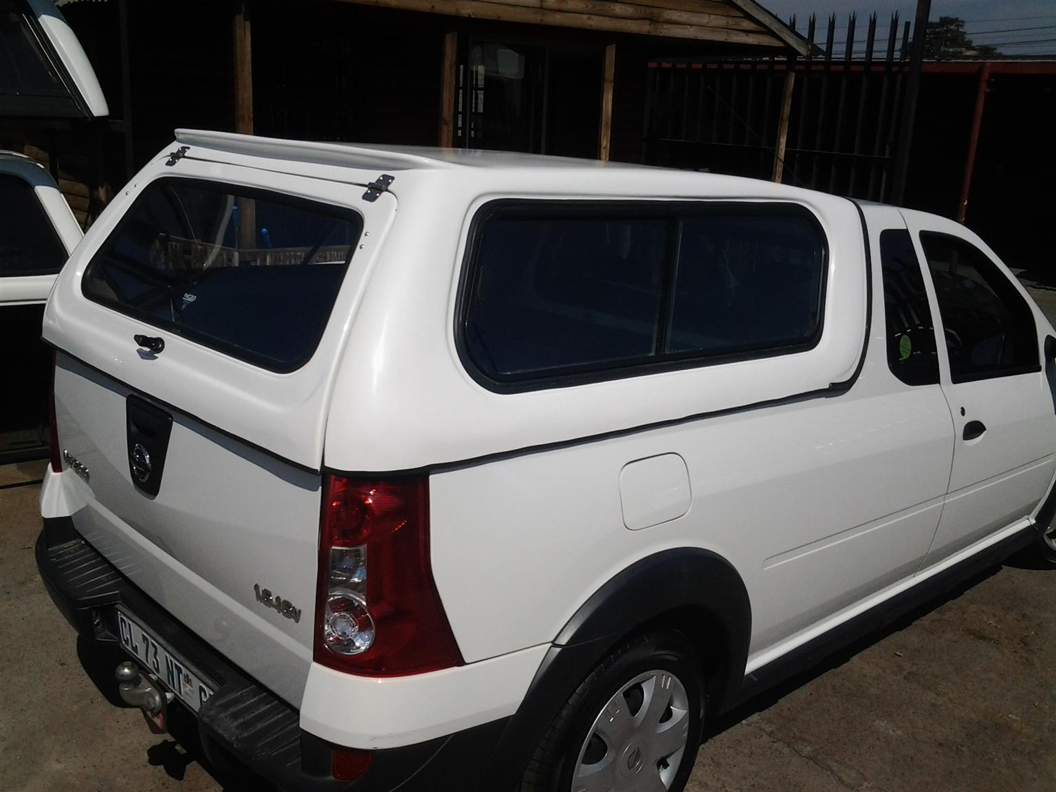 GC NEW NISSAN NP200 STD BAKKIE CANOPY FOR SALE