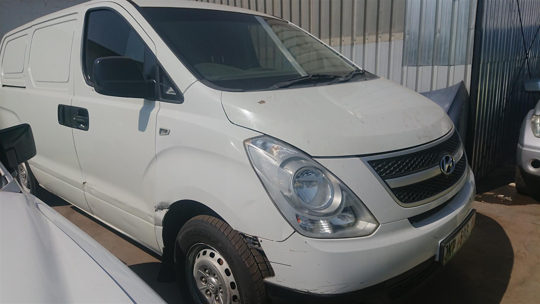 Hyundai H1 2.5CRDi - For Sale