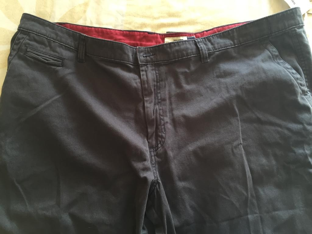 Brand new Stone Harbour Chino trousers/pants - Size 46