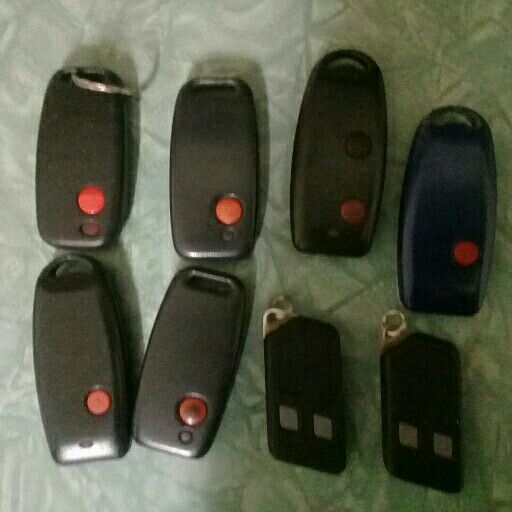 17 Remotes for sale.