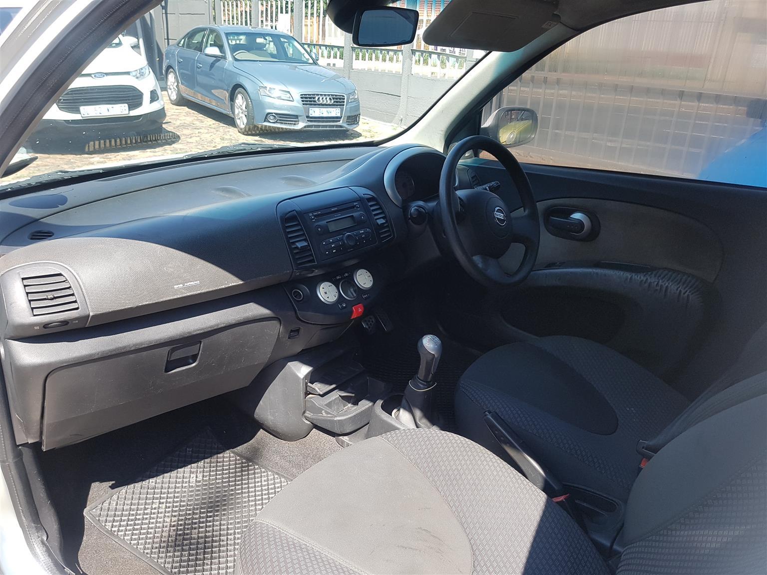 2005 Nissan Micra 1.5dCi 3 door Tekna