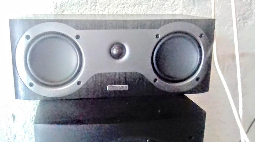 Mission centre speaker model M3-C2i