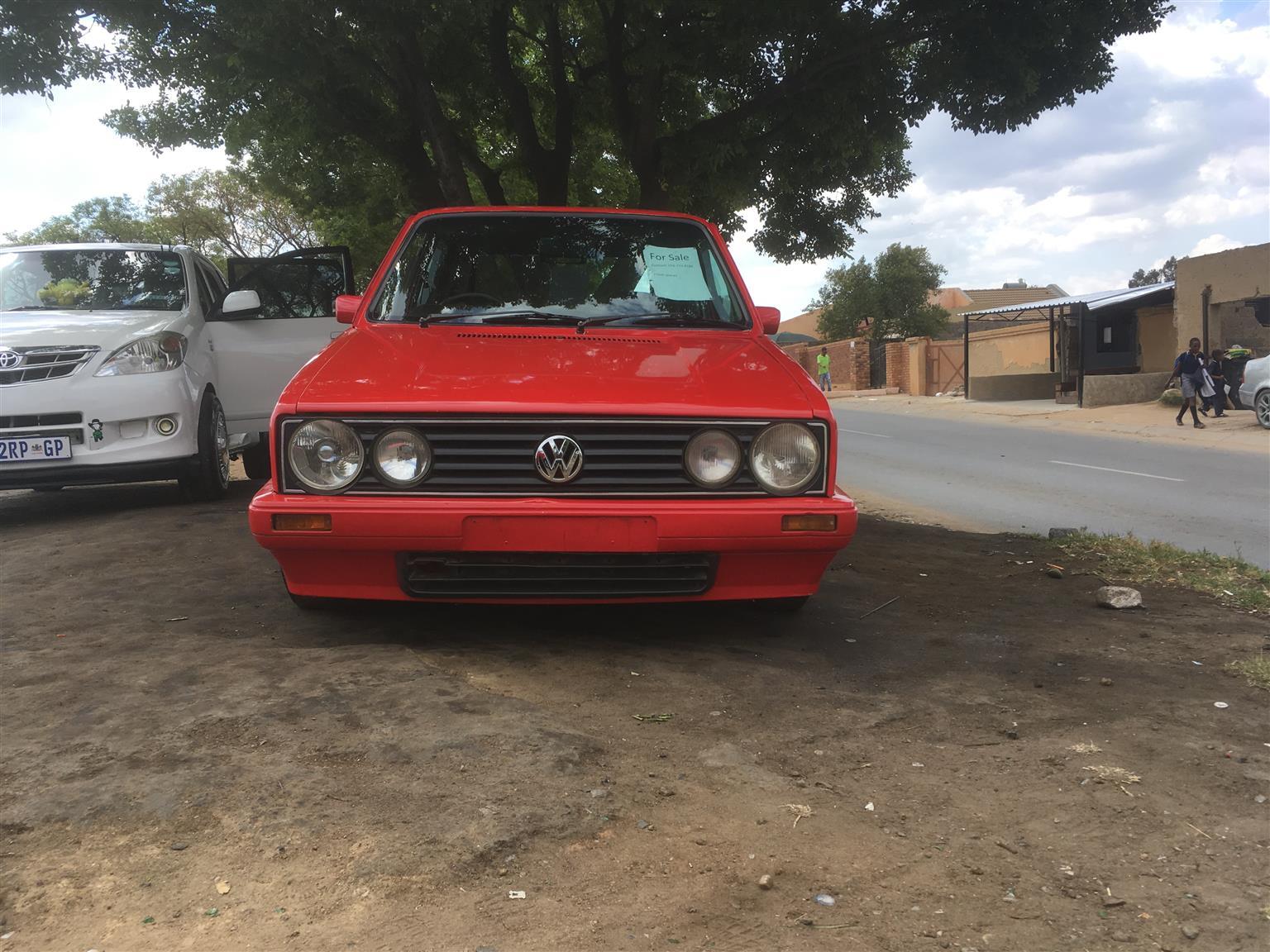 1999 VW Citi CITI 1.8i